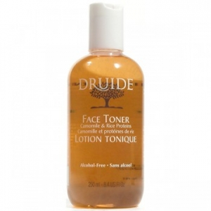 Druide Face Toner  with Chamomile & Rice Proteins (250 mL) 드루이드 카모마일&라이스 프로틴 페이스 토너
