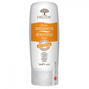Druide Natural Toothpaste  Anise (120 mL) 드루이드 내추럴 아니스 치약