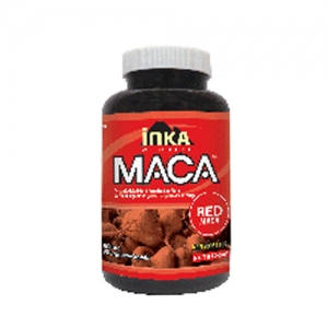 David Health Wild Peru - Red MACA 800mg 90 Vegetable Capsules