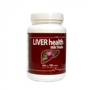 David Health 데이비드 헬쓰 - Liver Health Milk Thistle 리버 헬쓰 밀크 시슬 250mg 120Vegetable Capsules